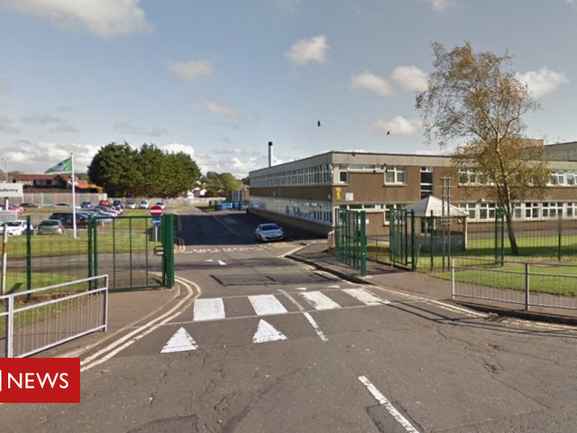 Workman electrocuted while carrying out school repairs in Kilwinning
