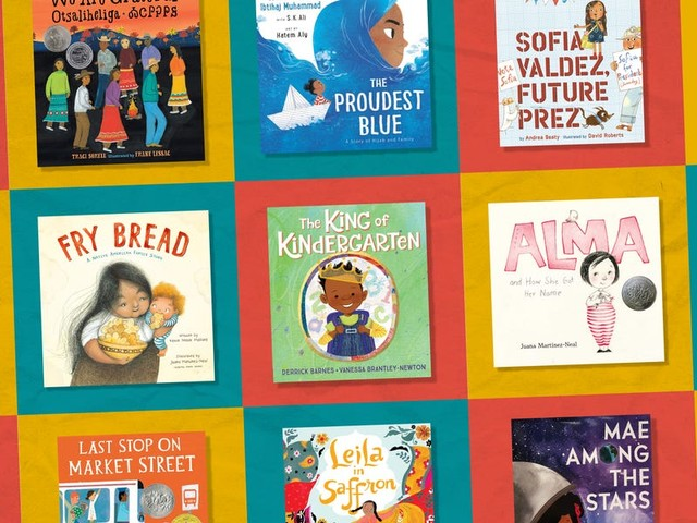 13 books for young children that feature protagonists of color