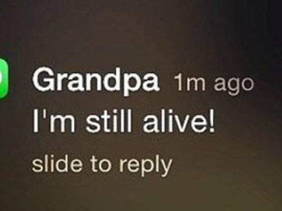 15 Hilarious Grandparent Texts That'll Make You So Thankful That Technology Exists