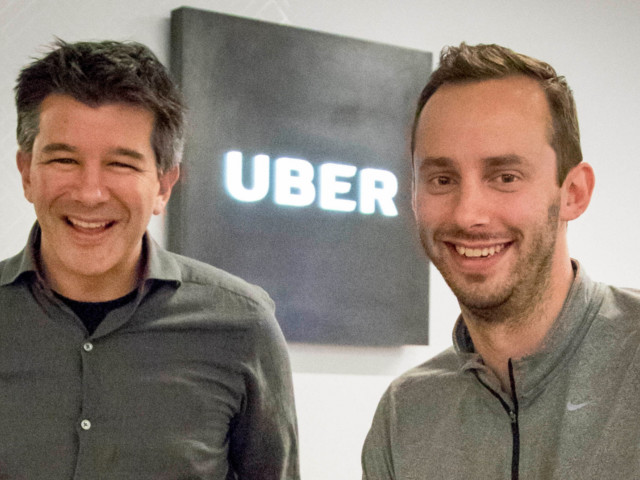Uber's exodus continues: Here are all the high-ranking execs who left the troubled company this year