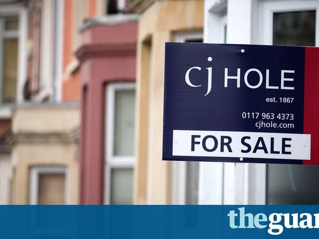 New mortgage lending in UK reaches highest level since 2008