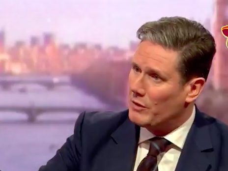 """Labour Won't Rule Out Second Referendum, More Payments, """"Easy If Not Free"""" Movement"""