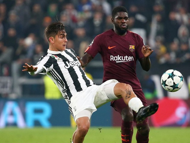 Barcelona and Juventus 'hold transfer talks over Andre Gomes' after stalemate in Champions League clash in Turin