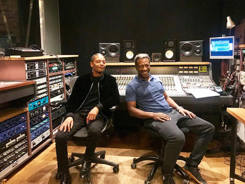 Jeff Mills & Jean-Phi Dary Form New Project, The Paradox