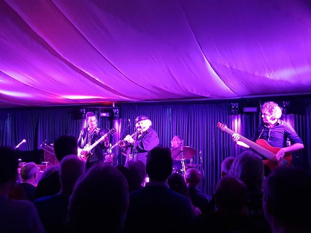 Focus: The Beaverwood, Chislehurst – live review