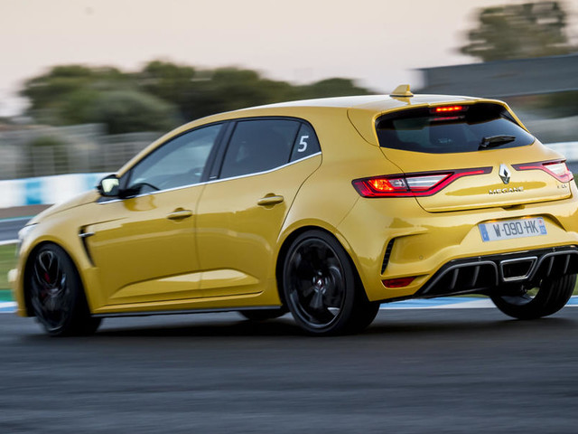 Renault Megane RS 280 2018 review