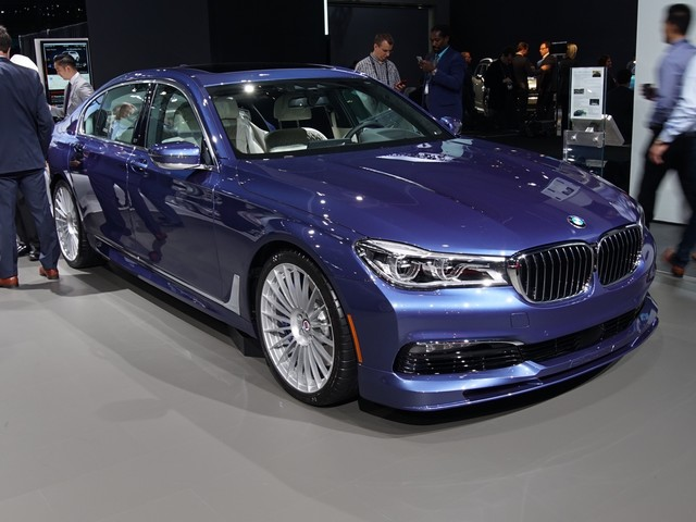 VIDEO: Roadshow shows why the ALPINA B7 is the best 7 Series