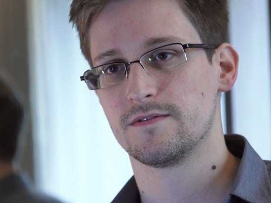 How a chance encounter with a smart fridge helped convince Edward Snowden to leak the documents revealing the NSA spying operation