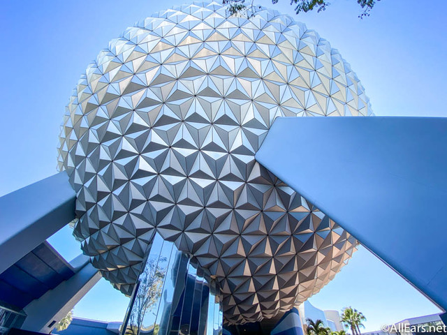 Did We Ride Spaceship Earth for the Last Time And Not Even Know It? There's a New Update on the Disney Website!