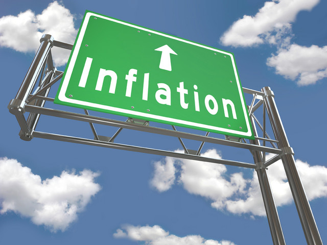 Inflation rises to 2.1 per cent in July