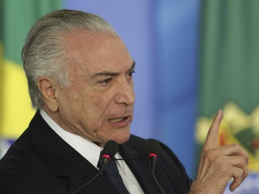 Brazil's president has been charged with bribery in the 'car wash' scandal