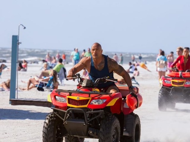 A Real-Life Lifeguard Assesses the Lifeguarding in Baywatch