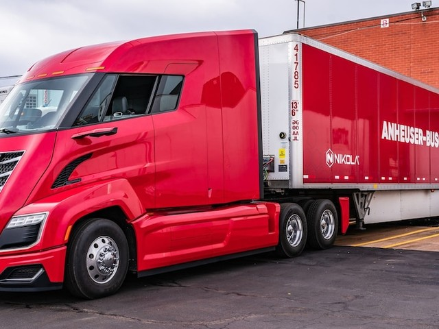 Tesla competitor Nikola has surged as much as 33% in 2 days ahead of its quarterly earnings release (NKLA)