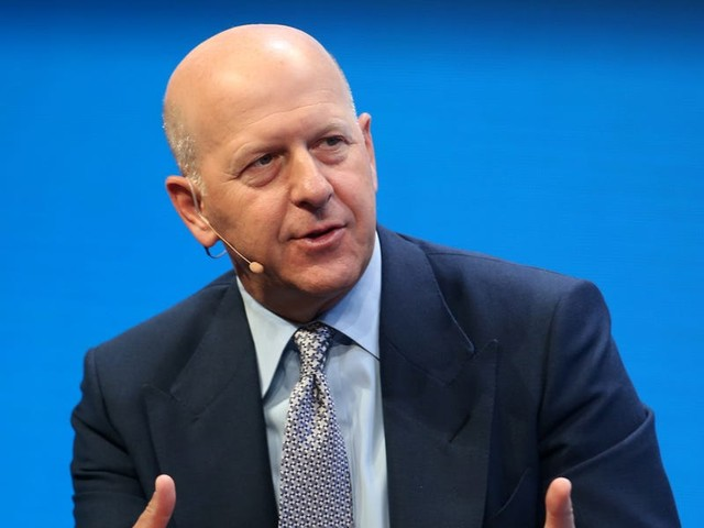 Goldman Sachs CEO David Solomon wants this summer's interns in the office and says remote work has had an 'enormous impact' on how the bank operates