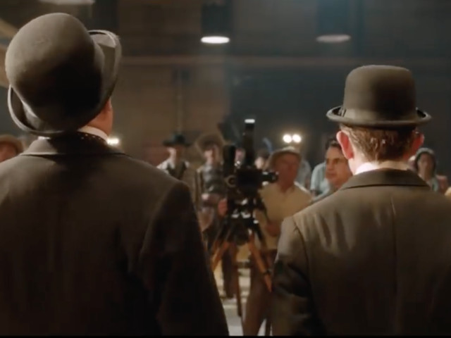 WATCH THIS! trailer for the stunning new Laurel and Hardy biopic