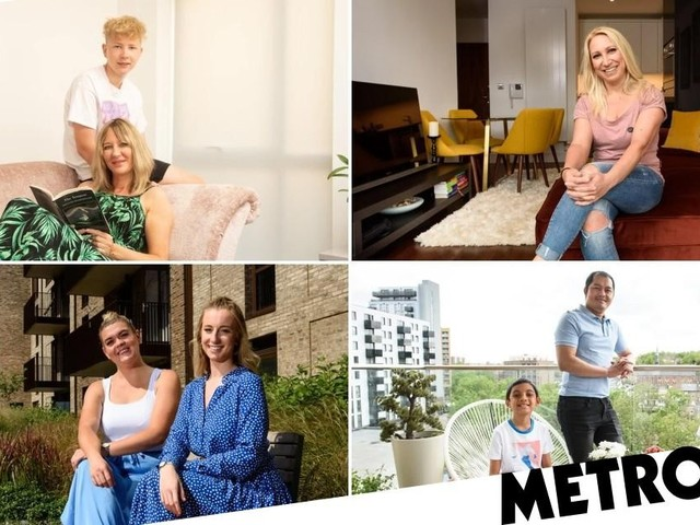 Shared ownership: How to get on the ladder for less – according to people who've done it