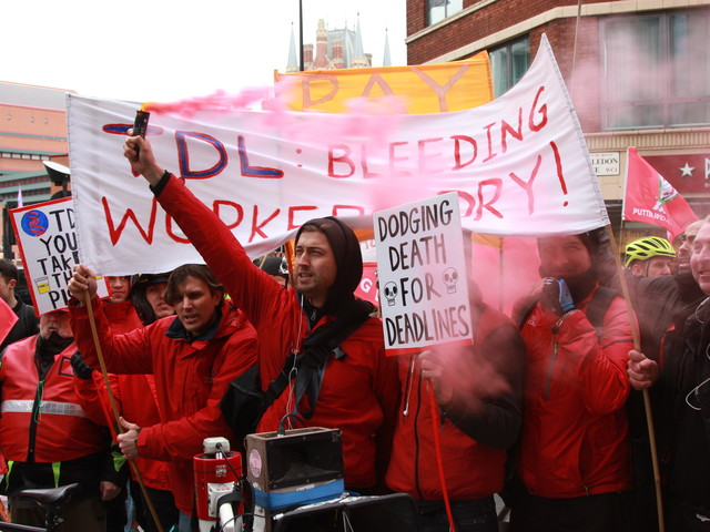 'Gig economy' union secures landmark victory over NHS courier firm