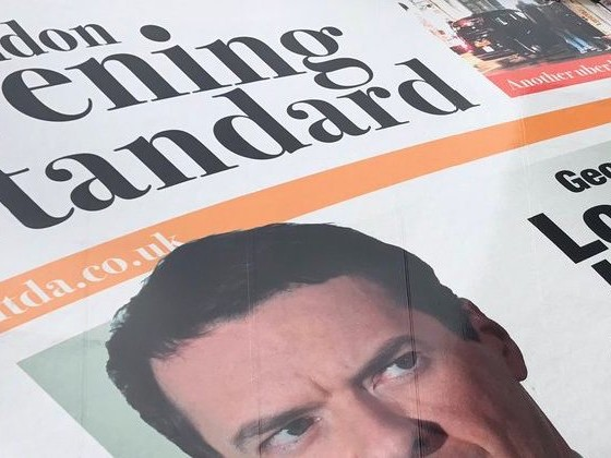George Osborne paid over £1 million by companies he will now cover as Evening Standard editor