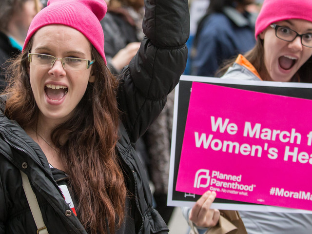 Buildings Coast To Coast Will Light Up Pink Tonight For Planned Parenthood