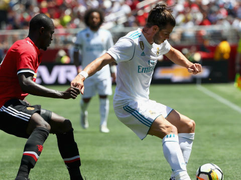 Bale gunning for more Real Madrid success as United speculation ends