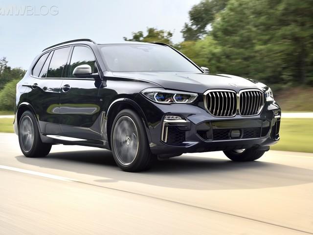 BMW X5 M50d, X3/X4 M40i featured in Top 10 Best Sports SUV list