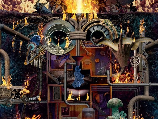 Album reviews: Flying Lotus – Flamagra and The Amazons – Future Dust