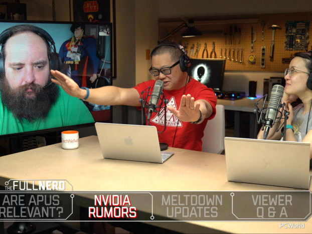 The Full Nerd episode 41: Nvidia rumors, Spectre updates, and will Ryzen APUs stay relevant?