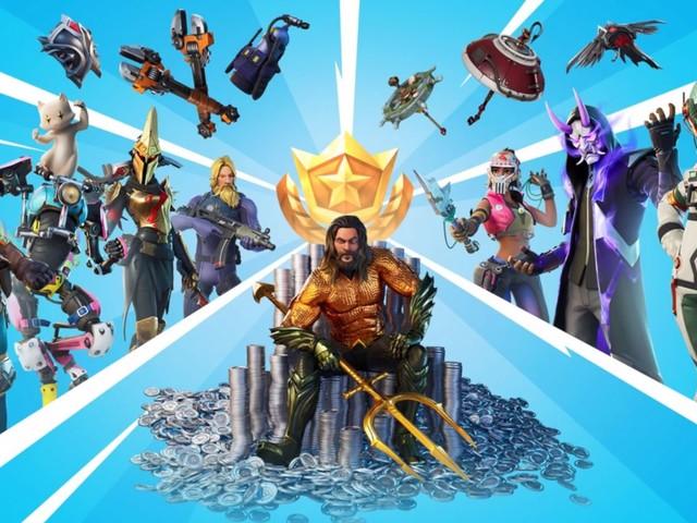 Fortnite's Season 3 map hides an island underwater