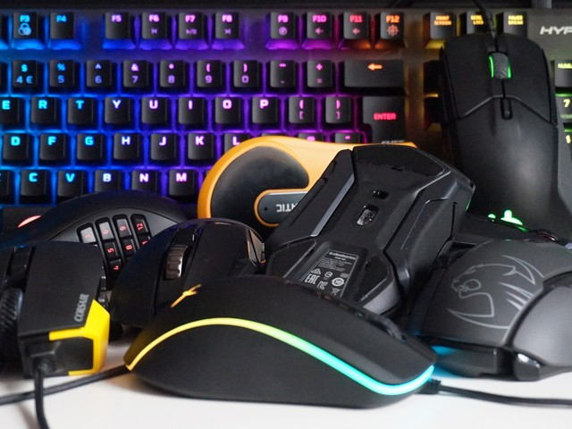 Best gaming mouse 2019: Top wired and wireless mice