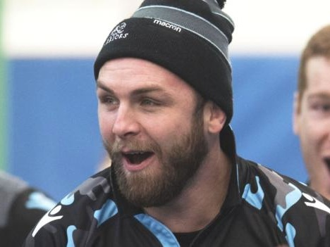 Ryan Wilson: Glasgow & Scotland back-rower - 'I wanted to call my son Wilson'