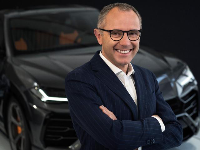 Confirmed: Lamborghini boss Domenicali to be new F1 CEO