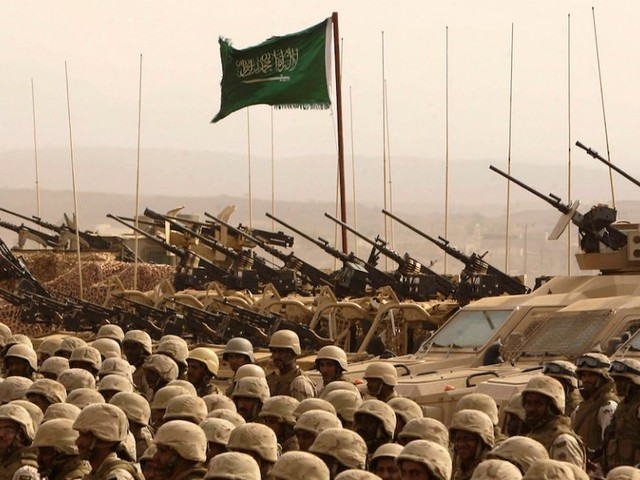 Saudi Arabia has the best military equipment money can buy — but it's still not a threat to Iran