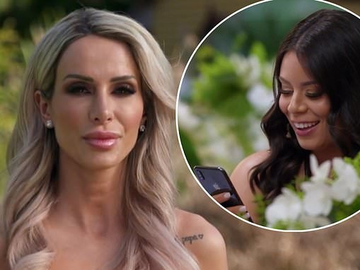 Married At First Sight insider exposes production secret behind Stacey Hampton's wedding