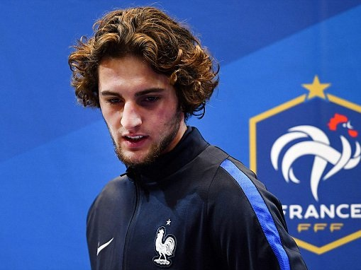 France coach: Adrien Rabiot made a 'huge mistake' by refusing to be on standby