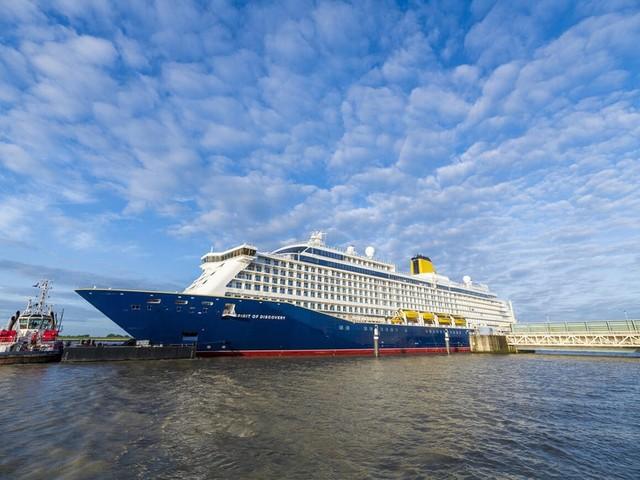 Ship Spotting Update: Cruising for a Restart
