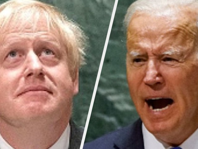 Viral Video Exposes Boris Johnson's Failed Promises To Get A US Trade Deal