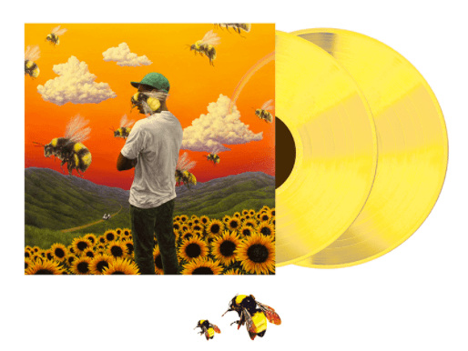 Tyler, the Creator releases limited edition Flower Boy vinyl and cassettes