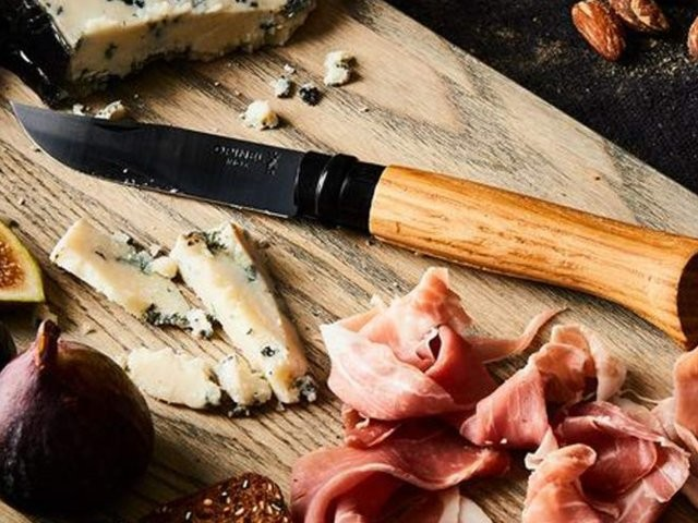 I've been using this $17 Opinel knife for 11 years and it's still just as good as when I first bought it