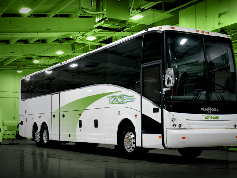 ABC Companies partners with Lightning eMotors to launch first electric repowered motorcoach