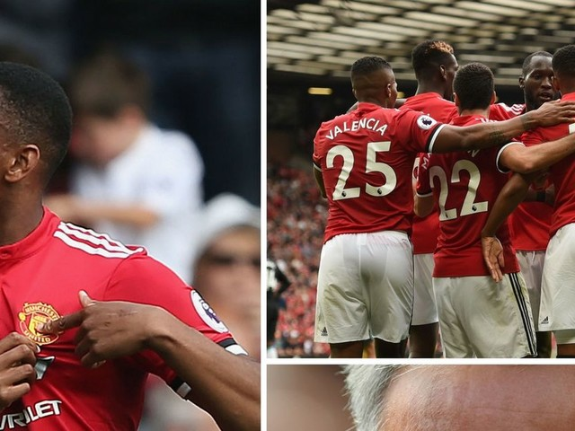 Manchester United news and transfer rumours LIVE Anthony Martial updates and Swansea highlights