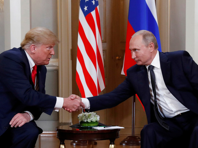 Trump's V-Day visit to Moscow would be 'the right thing to do' even during election season – Putin