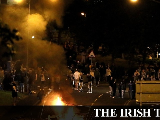PSNI chief blames 'New IRA' for orchestrating Derry disorder