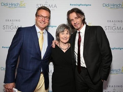 Rick Springfield Honored at Didi Hirsch Mental Health Services 2018 Erasing the Stigma Leadership Awards