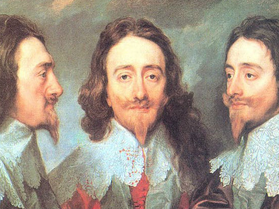 What happened when King Charles I prorogued parliament