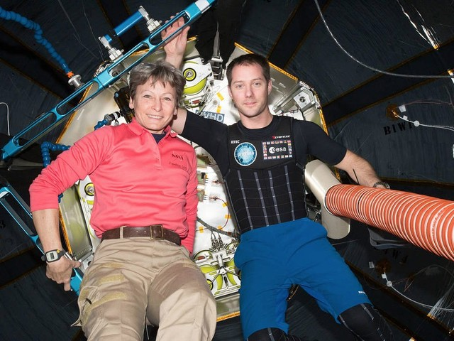 International Collaborations in Space Always Reflect Politics on Earth