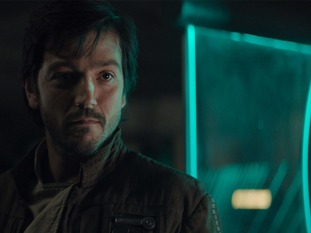 Star Wars TV series starring Diego Luna as Cassian Andor on the way