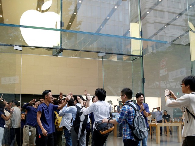 Millennials are loading up on Apple ahead of earnings (AAPL)