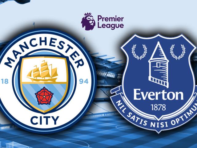 Man City vs Everton LIVE goal and score updates