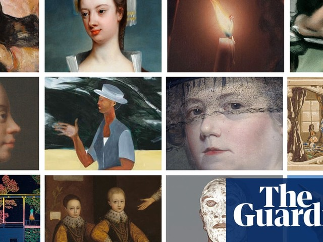 The Great British Art Tour quiz: a 17th-century selfie, a scallop and a small dog