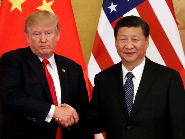 US and China plan high level trade talks amid fears tariff war could wipe $1 trillion off economy